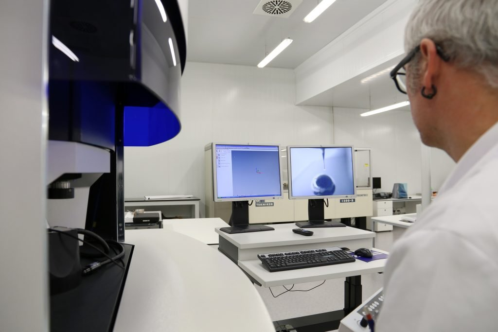 aire acondicionado laboratorio clinico