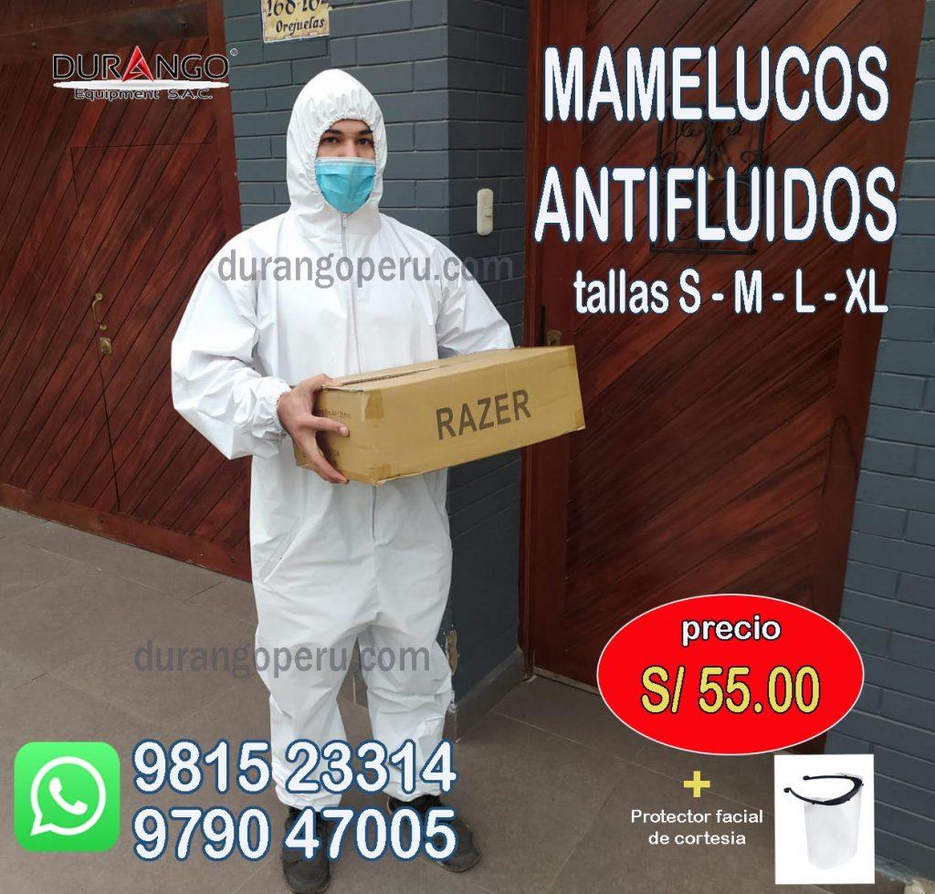 mamelucos antifluidos